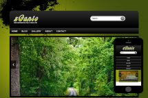 zGanto Free Html5 Website Template