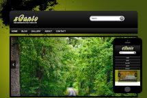 zGanto Free Html5 Website Template