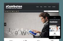 zCumbeton Free Html5 Website Template