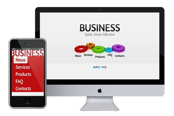 zBusiness free responsive html5 css3 templates themes
