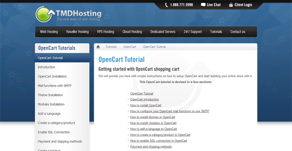 OpenCart Tutorial  OpenCart Tutorial  OpenCart 24 7 Support  OpenCart Hosting.