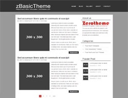 Free Basic Responsive Html5 Themes