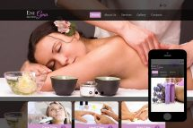 zEnigma Free Html5 Website Template