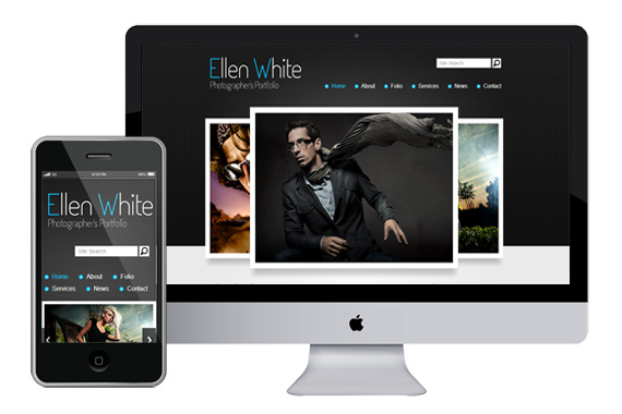 zPhotographer Free Html5 Responsive Templates