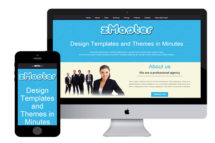 zMaster free responsive html5 template