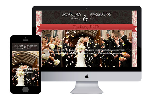zLoveStory Free Responsive Html5 Templates