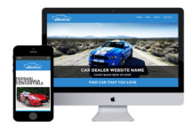 zBlueCar Free Responsive Html5 Template