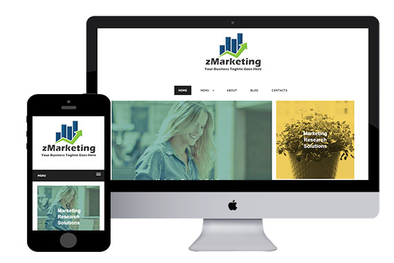 zMarketing Free Responsive Html5 Template