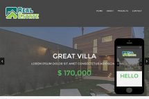 zRealEstate Free Html5 Website Template