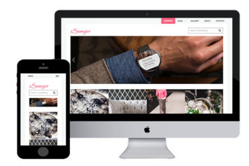 zSawyer – Free Responsive Html5 Template