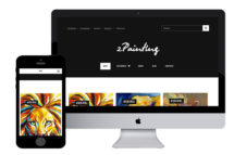 zPainting free responsive html5 css3 templates