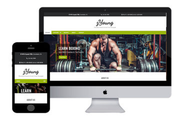 zYoung – Free Responsive Html5 Template