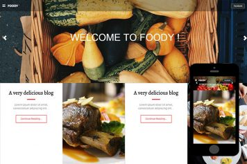 zFoody-Free-Bootstrap-Theme