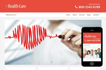 zHealthCare-free-bootstrap-theme-and-html5-template