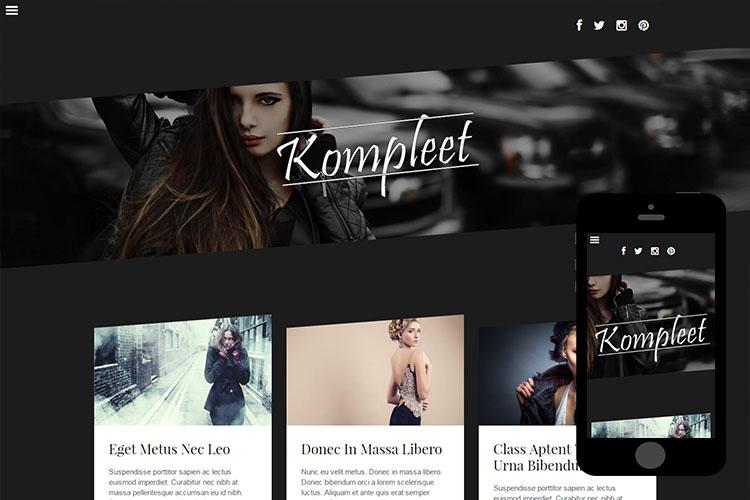 zKompleet-Free-Bootstrap-Theme