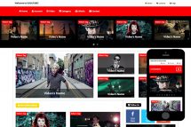 zKoolTube-Free-Bootstrap-Themes-and-Html5-Templates