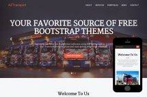 zTransport-Free-Bootstrap-Theme-and-Html5-Template