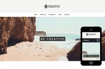 zCreative free bootstrap template