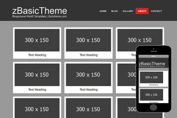 free basic templates archives zerotheme