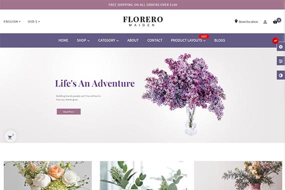 Leo Florero Free Prestashop Theme