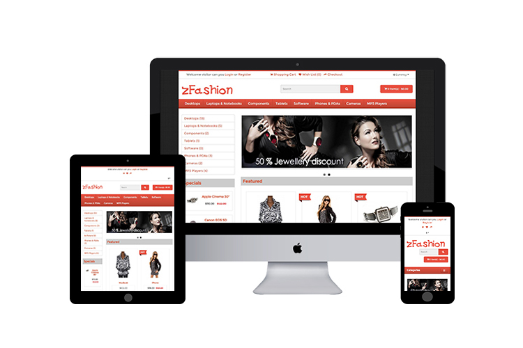 zFashion-free-opencart-themes-responsive-templates