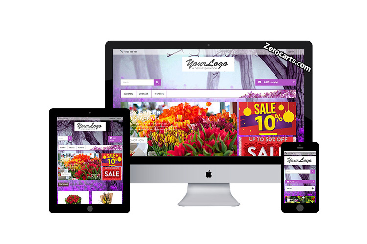zFlower-free-prestashop-theme