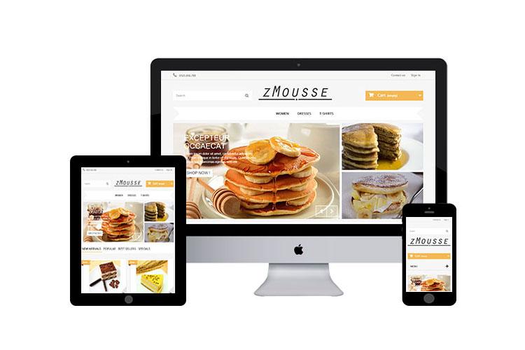 zMousse-free-prestashop-theme