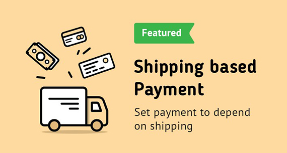 Shipping based Payment