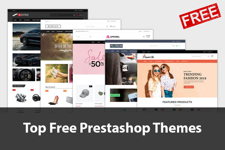 top free prestashop themes